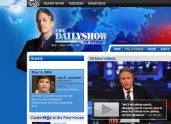 The Daily Show - Jon Stewart