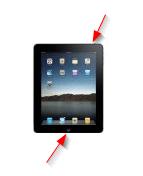 iPad: Screenshot Bildschirmfoto machen